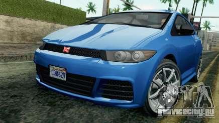 GTA V Dinka Blista SA Mobile для GTA San Andreas