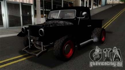 GTA 5 Bravado Rat-Truck SA Mobile для GTA San Andreas