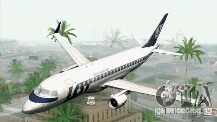 Embraer EMB-175 LOT Polish Airlines для GTA San Andreas