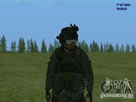 Спецназ для GTA San Andreas десятый скриншот