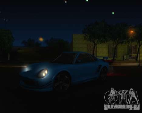 ENBSeries by IE585 V2.1 для GTA San Andreas пятый скриншот