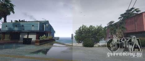 Sharp Vibrant Realism для GTA 5