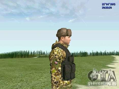 Боец РПА для GTA San Andreas третий скриншот