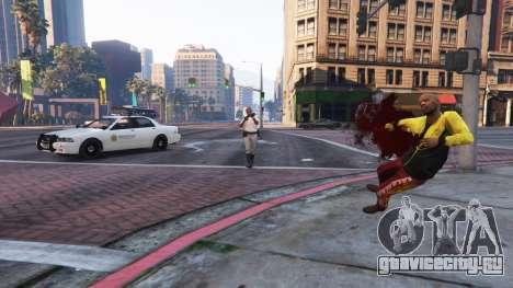 Симулятор полицейского v0.1a Demo для GTA 5 второй скриншот