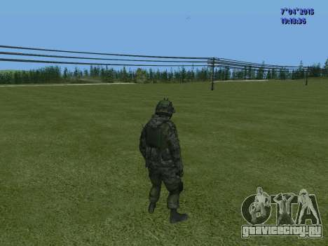 Спецназ для GTA San Andreas шестой скриншот