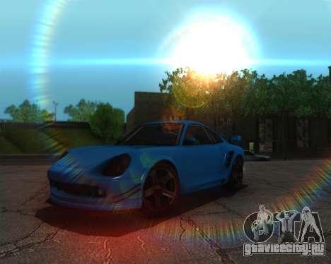ENBSeries by IE585 V2.1 для GTA San Andreas
