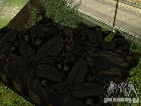 Panther для GTA San Andreas колёса