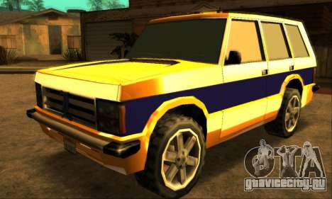 Luni Huntley для GTA San Andreas