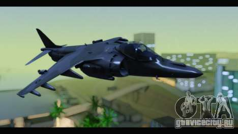 AV-8B Harrier Estovakian Air Force для GTA San Andreas