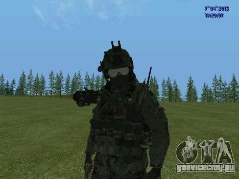 Спецназ для GTA San Andreas девятый скриншот