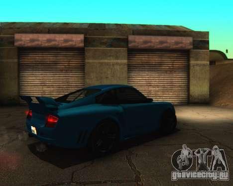 ENBSeries by IE585 V2.1 для GTA San Andreas четвёртый скриншот