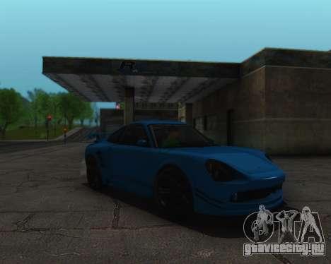 ENBSeries by IE585 V2.1 для GTA San Andreas шестой скриншот