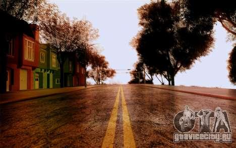 DirectX Test 1 - ReMastered для GTA San Andreas второй скриншот