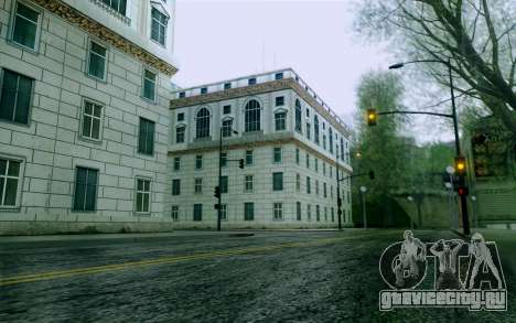 DirectX Test 1 - ReMastered для GTA San Andreas пятый скриншот