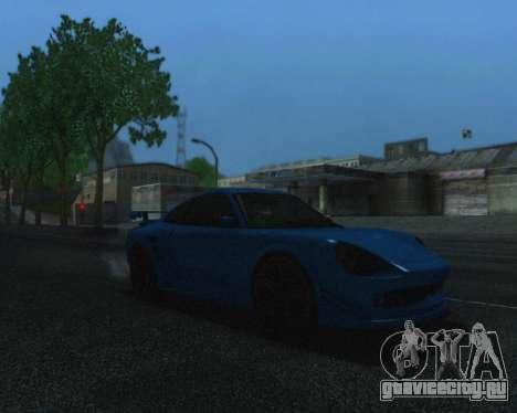 ENBSeries by IE585 V2.1 для GTA San Andreas второй скриншот