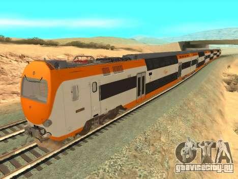ONCF Ansaldo Breda Z2M (Головной вагон) для GTA San Andreas