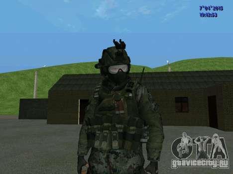 Спецназ для GTA San Andreas второй скриншот