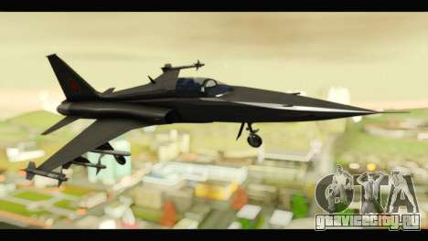 Northrop F-5E Top Gun для GTA San Andreas