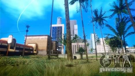 SPES ENB для GTA San Andreas четвёртый скриншот