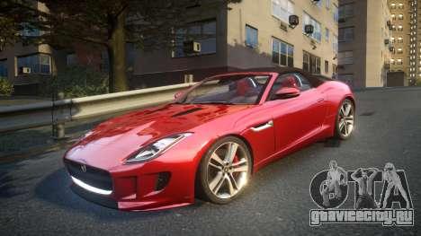 Jaguar F-Type v1.6 Release [EPM] для GTA 4