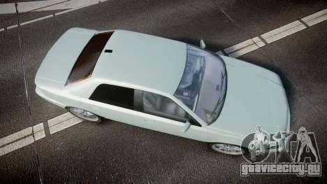 Max Payne 3 Iemanja LX для GTA 4 вид справа