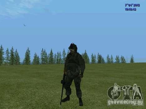 Спецназ для GTA San Andreas седьмой скриншот