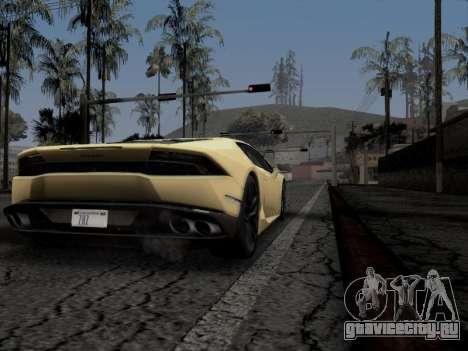 End Of Times ENB для GTA San Andreas третий скриншот