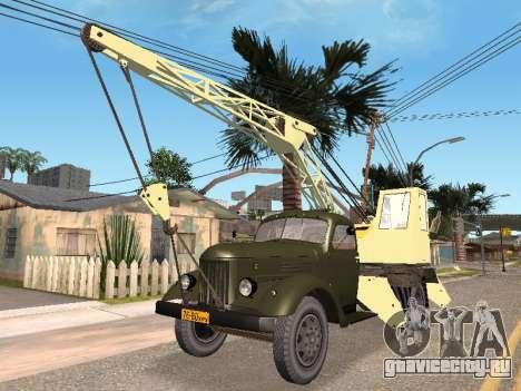 ЗиЛ 157К для GTA San Andreas