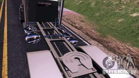 Mack RS700 Custom для GTA San Andreas вид сзади