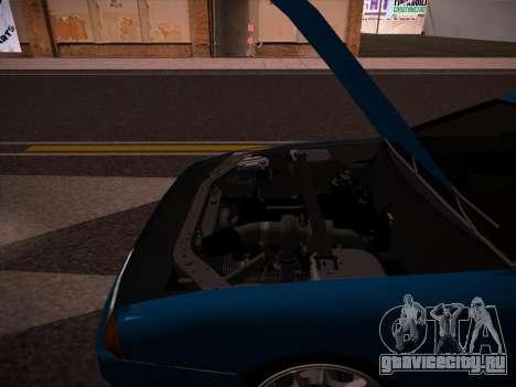 Elegy GunkinModding для GTA San Andreas вид сзади