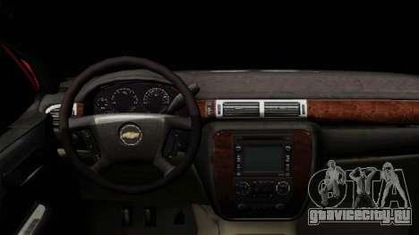 Chevrolet Silverado Tuning для GTA San Andreas вид справа