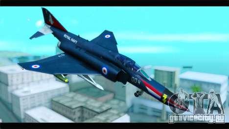 McDonnell Douglas F-4E RAF для GTA San Andreas