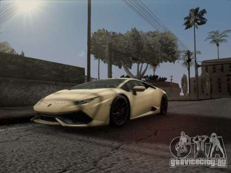 End Of Times ENB для GTA San Andreas второй скриншот