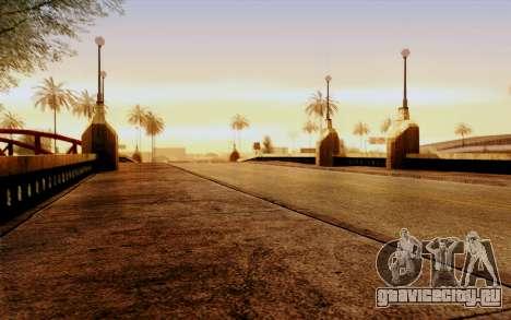 DirectX Test 1 - ReMastered для GTA San Andreas