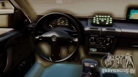 Chevrolet Corsa 2000 PMESP для GTA San Andreas вид справа
