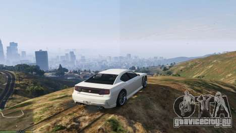 Clear HD v2.0 - ReShade Master Effect для GTA 5 четвертый скриншот