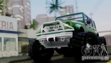 GTA 5 Canis Mesa Merryweather IVF для GTA San Andreas