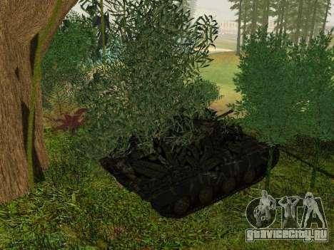 Panther для GTA San Andreas вид сбоку