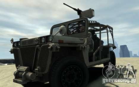 M1161 Growler для GTA 4