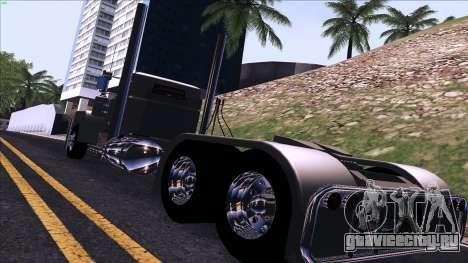 Mack RS700 Custom для GTA San Andreas вид справа
