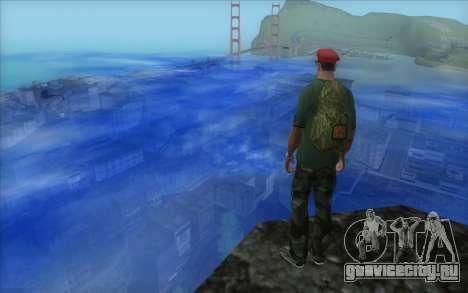 Памятник ко Дню Победы для GTA San Andreas четвёртый скриншот