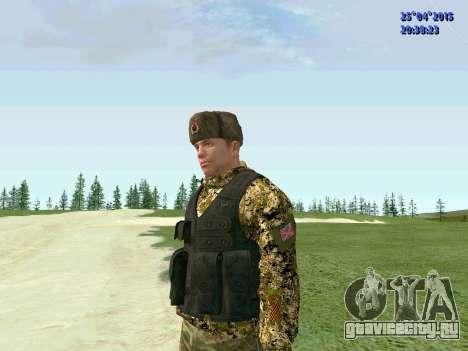 Боец РПА для GTA San Andreas второй скриншот