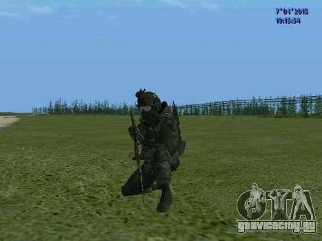 Спецназ для GTA San Andreas четвёртый скриншот