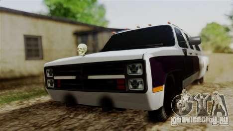 Chevrolet Suburban Dually для GTA San Andreas