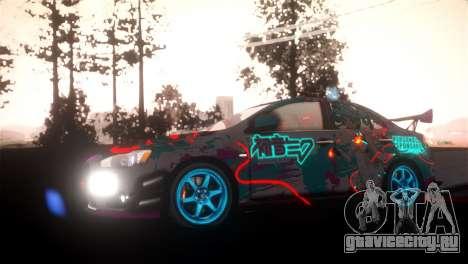 SPES ENB для GTA San Andreas второй скриншот
