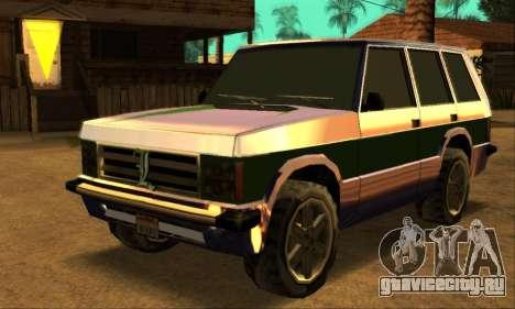 Luni Huntley для GTA San Andreas салон
