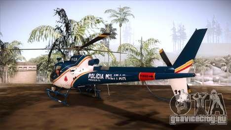 Pegasus 11 PMMG для GTA San Andreas вид слева
