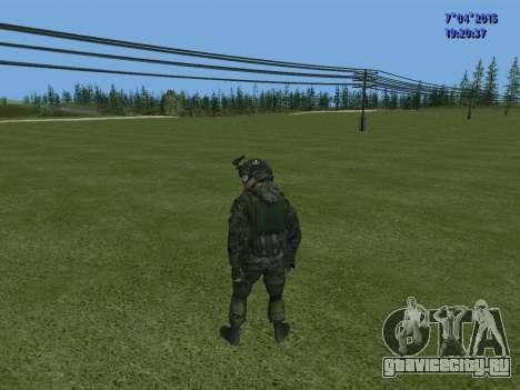 Спецназ для GTA San Andreas одинадцатый скриншот