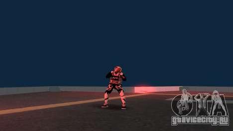 Замена бомжа v2 для GTA San Andreas пятый скриншот