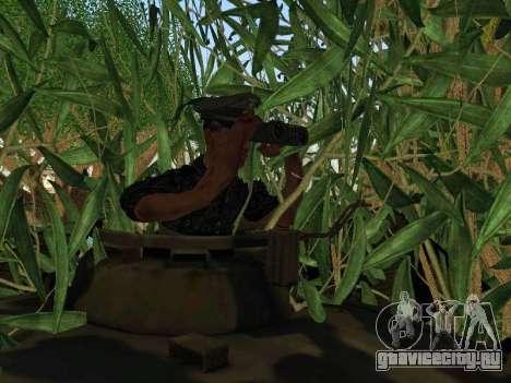 Panther для GTA San Andreas салон